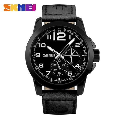 Skmei Fashion Water Resistant Jam Tangan skmei jam tangan analog pria 9111cl black jakartanotebook
