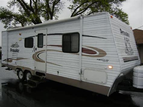 2005 fleetwood prowler travel trailer rvweb com carsforsale com search results