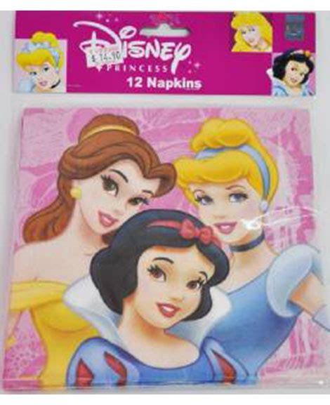 disney disney online international disney princess international lunch napkins from party