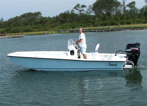 intruder boats intruder boat 198 013 handcrafted custom skiffs