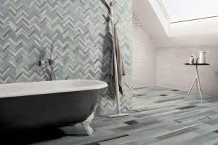 carrelage salle de bain bleu gris