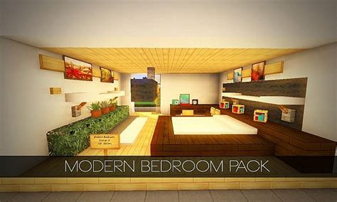 minecraft modern bedroom modern bedroom interior pack 4 download pop reel
