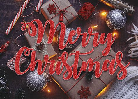 great merry christmas gif