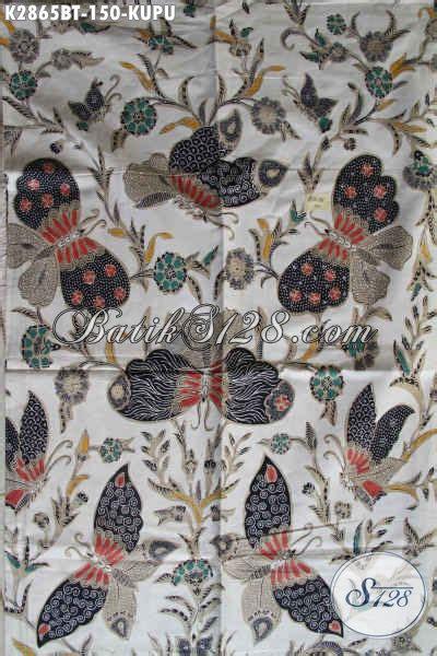 Aneka Sprei Motif Kupu shop jual kain batik motif kupu kombinasi tulis