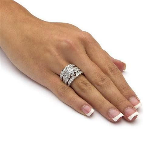Bridal Ring Sets by Wedding Band Sets Wedding And Engagement On