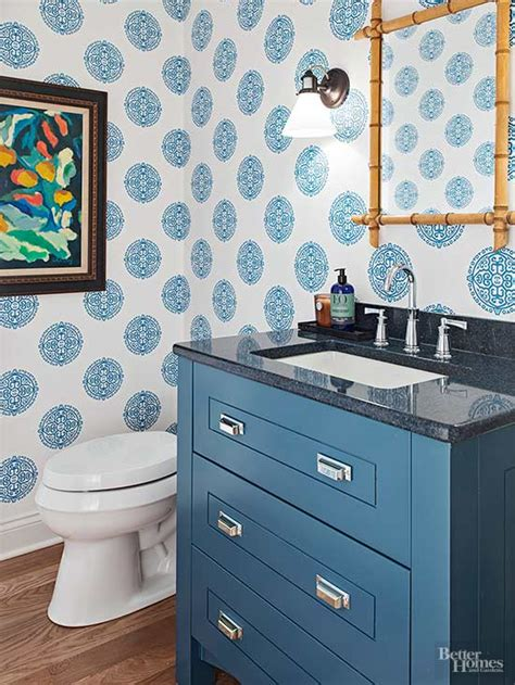 Blue Color Bathroom by Stylish Bathroom Color Schemes