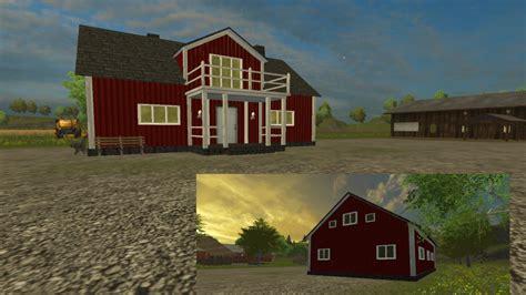 House Ls house for ls 15 farming simulator 2015 15 mod