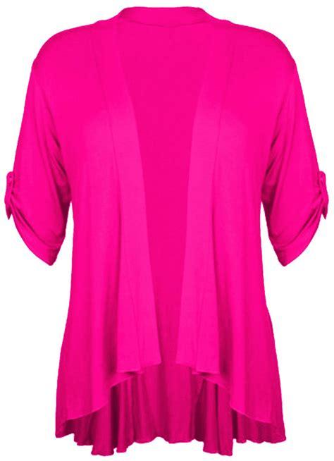 new womens plus size kimono waterfall jumbo cardigan 16 26 ebay
