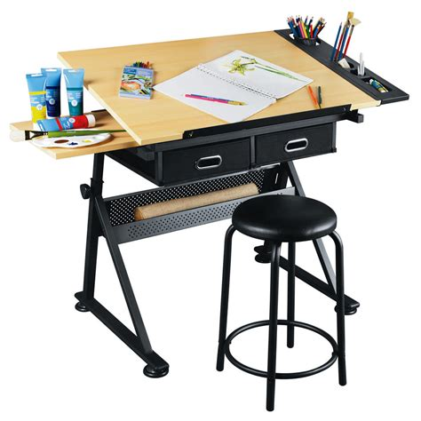 arts and crafts desk artist s loft arts crafts creative center