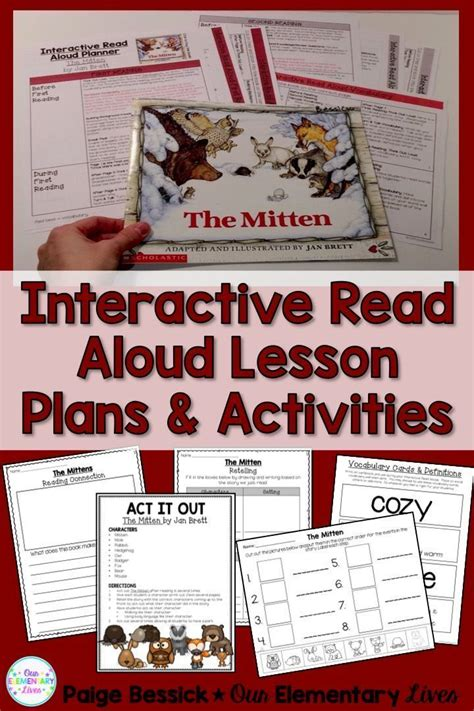 25 best ideas about interactive read aloud on pinterest