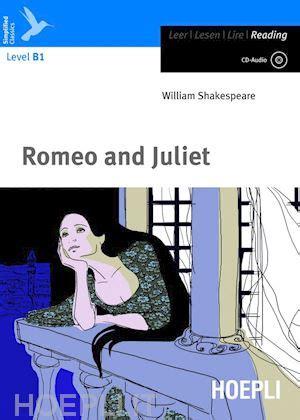 libro romeo and juliet new romeo and juliet audio cd mp3 shakespeare william hoepli libro cd rom hoepli it