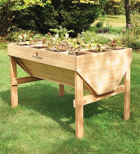 small table to eat in bed it s easy to eat organic when you your own garden