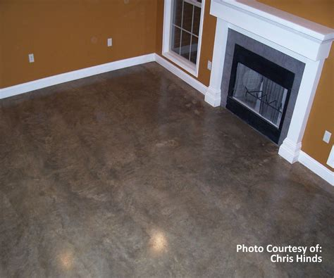 soycrete concrete stained floor available at www