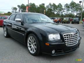 2006 Srt8 Chrysler 300 2006 Chrysler 300 C Srt8 In Brilliant Black Pearl