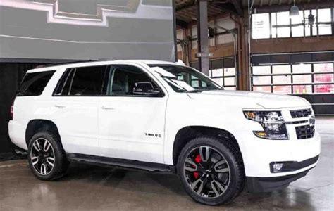 2019 chevy tahoe ltz spirotours spirit of new car and automotive blolg