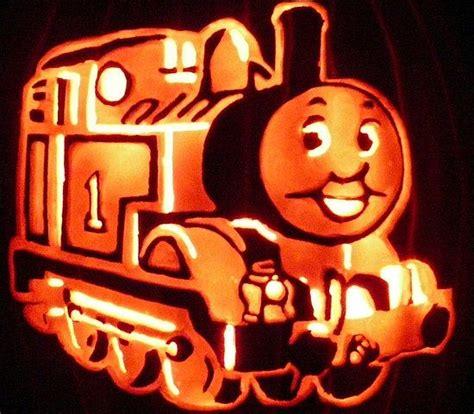 printable pumpkin stencils thomas train thomas the tank engine halloween pinterest