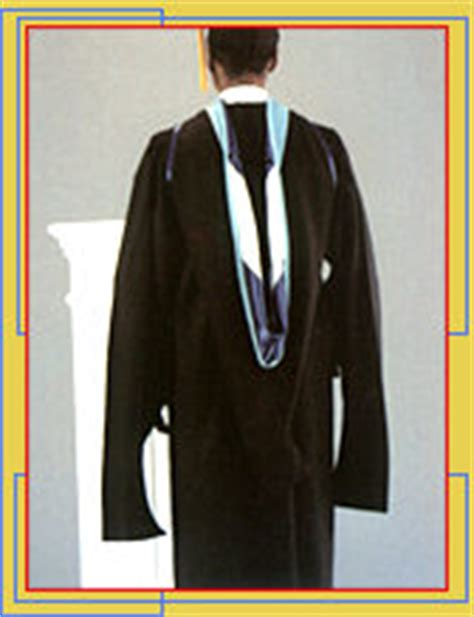 robe academicus professional faculty academic apparel