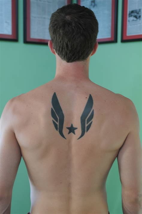 track tattoos tales tom mallon s track tat the stanford daily