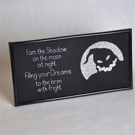 Cross Shadows Rising Book 1 gallery crafts oogie boogie cross stitch