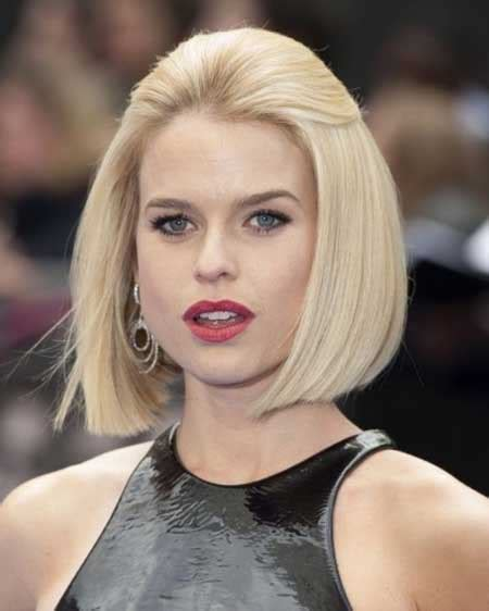 pulled back bob hairstyle 30 incredibly pretty straight hairstyles