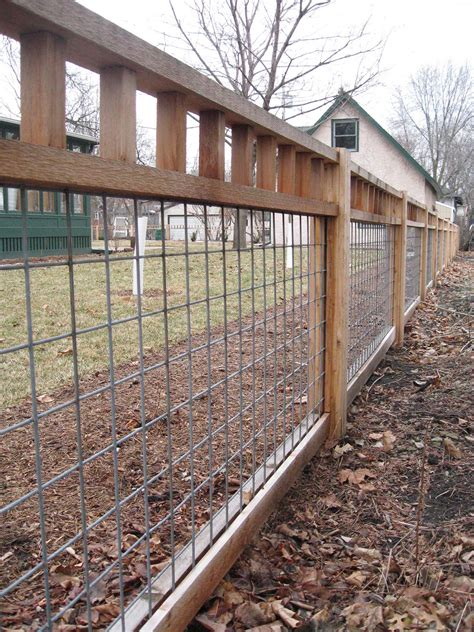 metal and wood fenceghantapic - Wood And Metal Fence