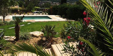 Jardins En Terrasse by Am 233 Nagement D Un Jardin En Restanques Aix Jardin