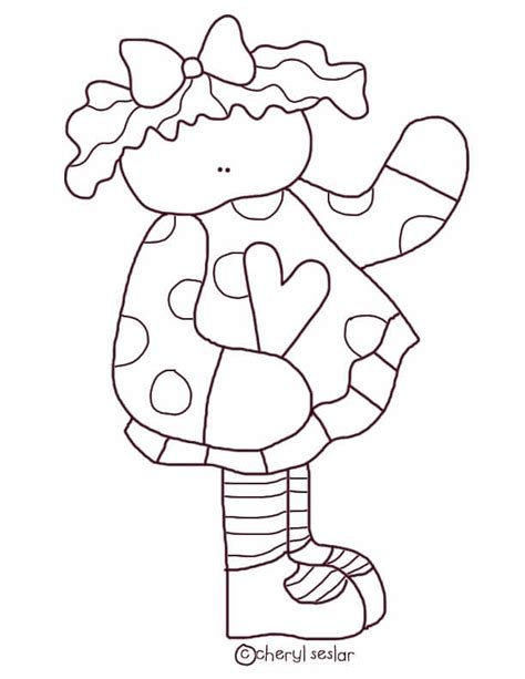 free country charm coloring pages