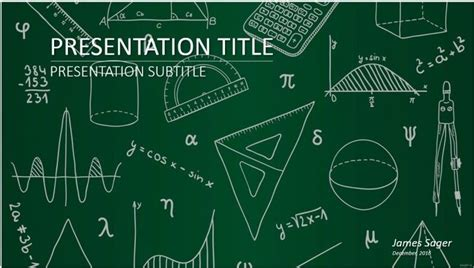 Free Mathematics Powerpoint 27558 Sagefox Powerpoint Math Ppt Free