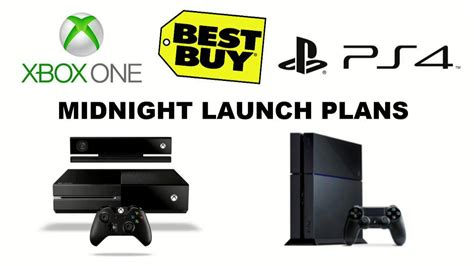 ps4 best buy ps4 xbox one best buy s midnight launch plan