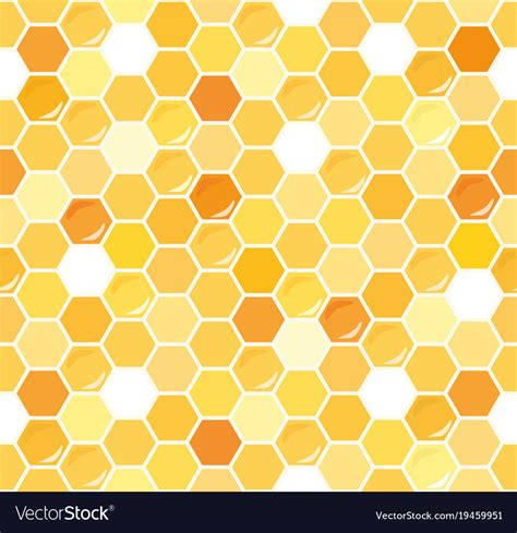 honeycomb seamless pattern royalty free vector image honeycomb seamless pattern background royalty free vector