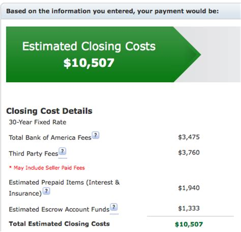 buying a house costs calculator 3 ways to estimate closing costs when buying a house