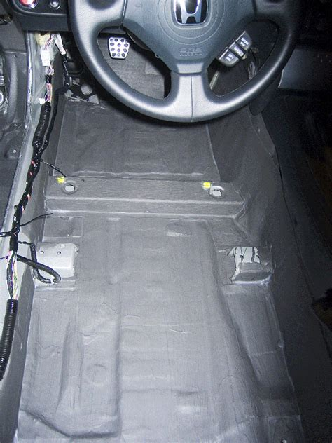 How To Soundproof Car Interior by S2k Soundproofing