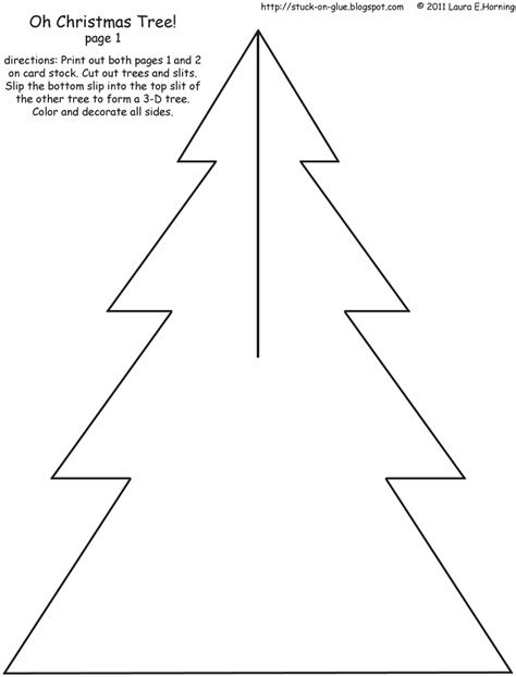 cut out pattern for christmas tree search results