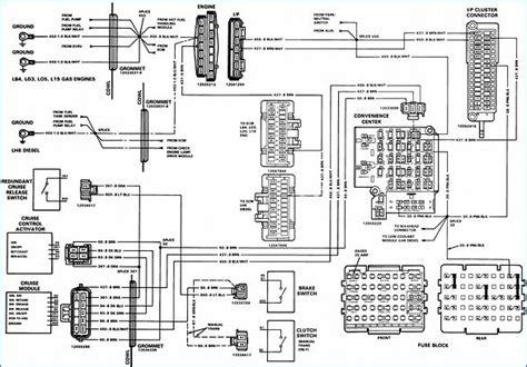 1996 Chevy 1500 Wiring Diagram 96 Chevy Blazer Stereo