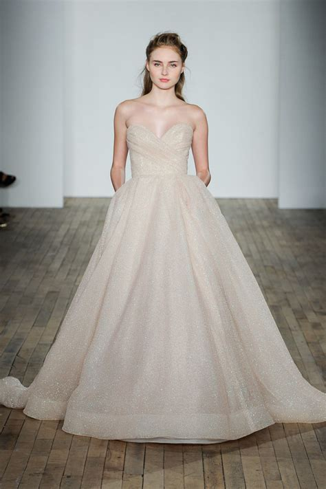 New Season Trends Of The Ballgown by 9 Of The Wedding Dress Trends For 2018
