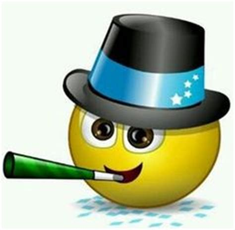 new year emoticon get well soon