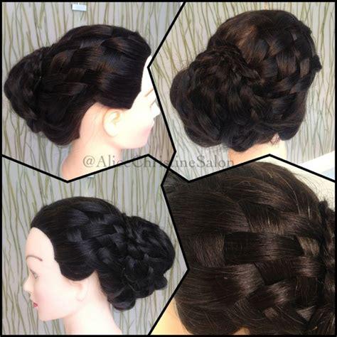 images of basket weave twist updo for black women basket weave braid full updo glen cove ny 516 740