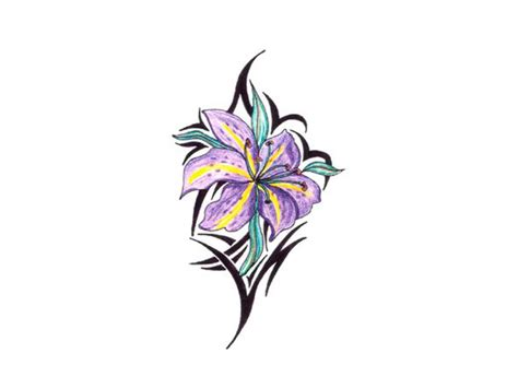 orchid tribal tattoos 30 awesome orchid tattoos designs