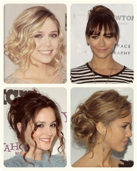 Fashion Find Easy Extensions by The 9 Most Flattering 5 Minutes Easy Up Do For Daily