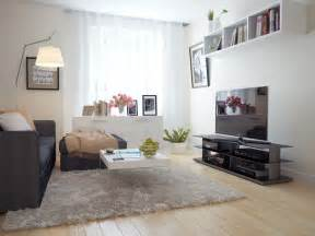 living white room: white living room black sofa amazing furry rug olpos design
