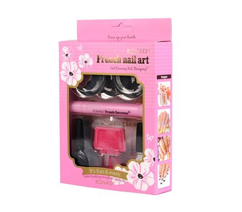 French Manicure Set Konad Nail Shop Konad Manicure Set