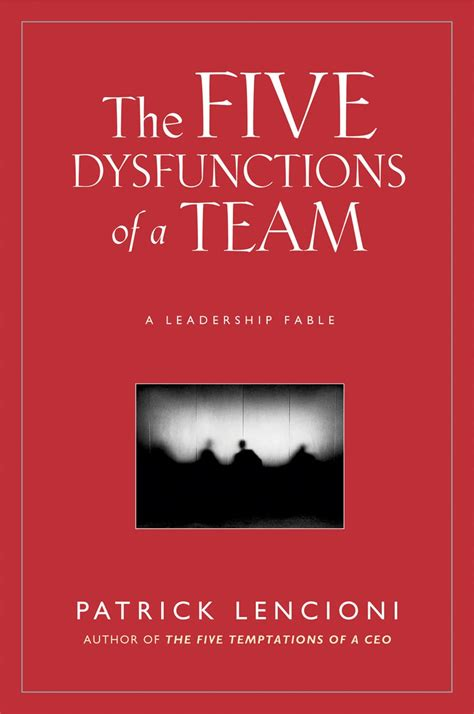 Best Resume Leadership by The Five Dysfunctions Of A Team Annex Consulting Group