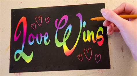 How To Make Scratch Paper - rainbow scratch paper