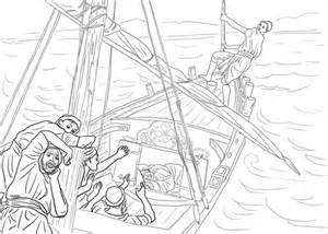 ausmalbild jesus schl 228 ft im schiff