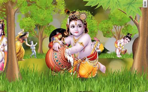 little krishna 3d real lwp android informer little 4d little krishna app live wallpaper android apps on