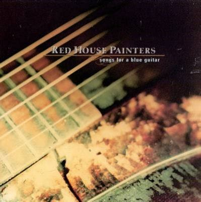 red house painters mistress make like paper red house painters