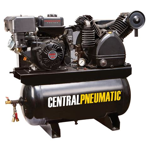 30 gal 420cc truck bed air compressor epa iii