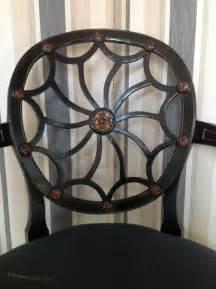 thc hepplewhite style spider web  chair antiques atlas