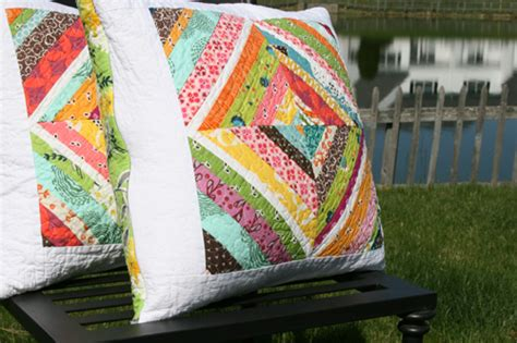 Pillow Quilt by Fitf Pillows To Match A Quilt In The Fridge