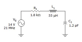 rlc circuit voltage across inductor rlc circuits and resonance electronics questions and answers discussion page for q 494